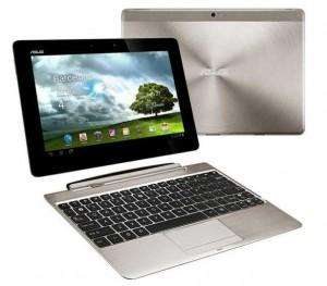 Asus Transformer Pad Infinity et son dock