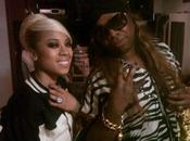 "Keyshia Cole tournage ""Enough Love"""