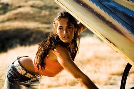 Megan Fox transformers pregnant enceinte