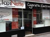 Clopinette, spécialiste cigarette électronique, ouvre nouvelle boutique Paris