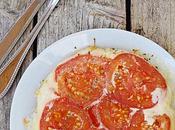 Tarte tatin tomates chèvre