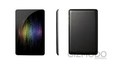 Google I/O : la tablette Nexus annoncée ce soir ?