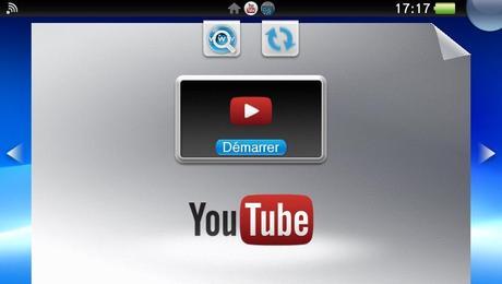 [NEWS] Youtube enfin sur PS Vita