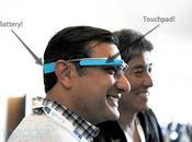 Google Glass bijou technologique