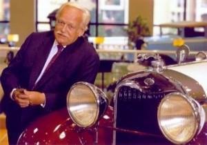 Le prince Albert de Monaco vend les voitures de son père