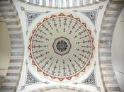 Süleymaniye Camii, Istanbul, regardant vers haut