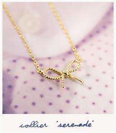 Bird on the wire, les bijoux