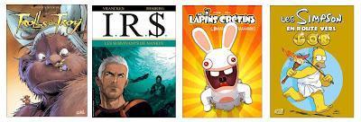 Meilleures ventes BD hebdomadaires au 24 juin 2012