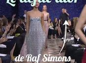 défilé Dior Simons (Automne-Hiver 2012-2013) silhouettes préférées retiens