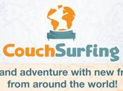 CouchSurfing Passer d'un canapé l'autre