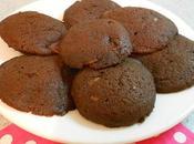 Biscuits fudge deux chocolats