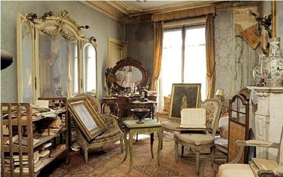 L'appartement de Madame de Florian