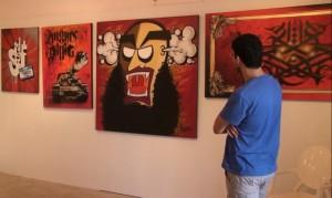 Le « printemps des arts » exp(l)ose à Tunis (2/3) : les interprétations