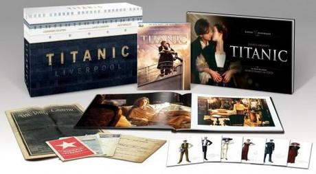 collector, blu-ray, titanic, avengers