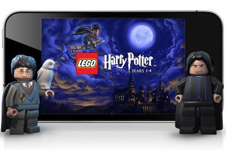 Lego Harry Potter Years 1-4 sur iPhone et iPad, passe à 0.79 € au lieu de 3.99 €...