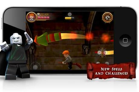 LEGO Harry Potter: Years 5-7 sur iPhone et iPad, passe à 0.79 € au lieu de 3.99 €...