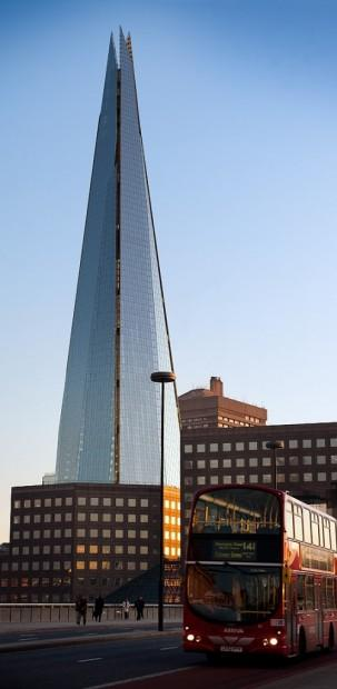 The Shard - Londres - Copyright Hayes Davidson Nick Wood