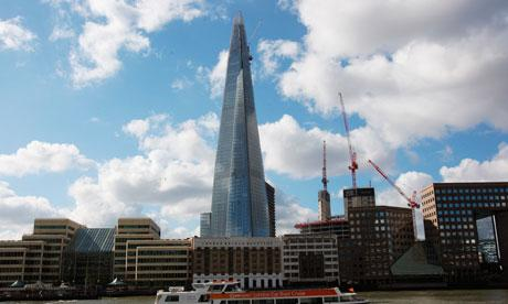 The Shard - Londres