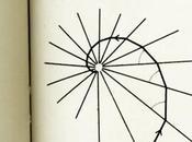 Spirale logarithmique papillon