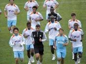 Ligue l'OM stage Suisse sans entraîneur