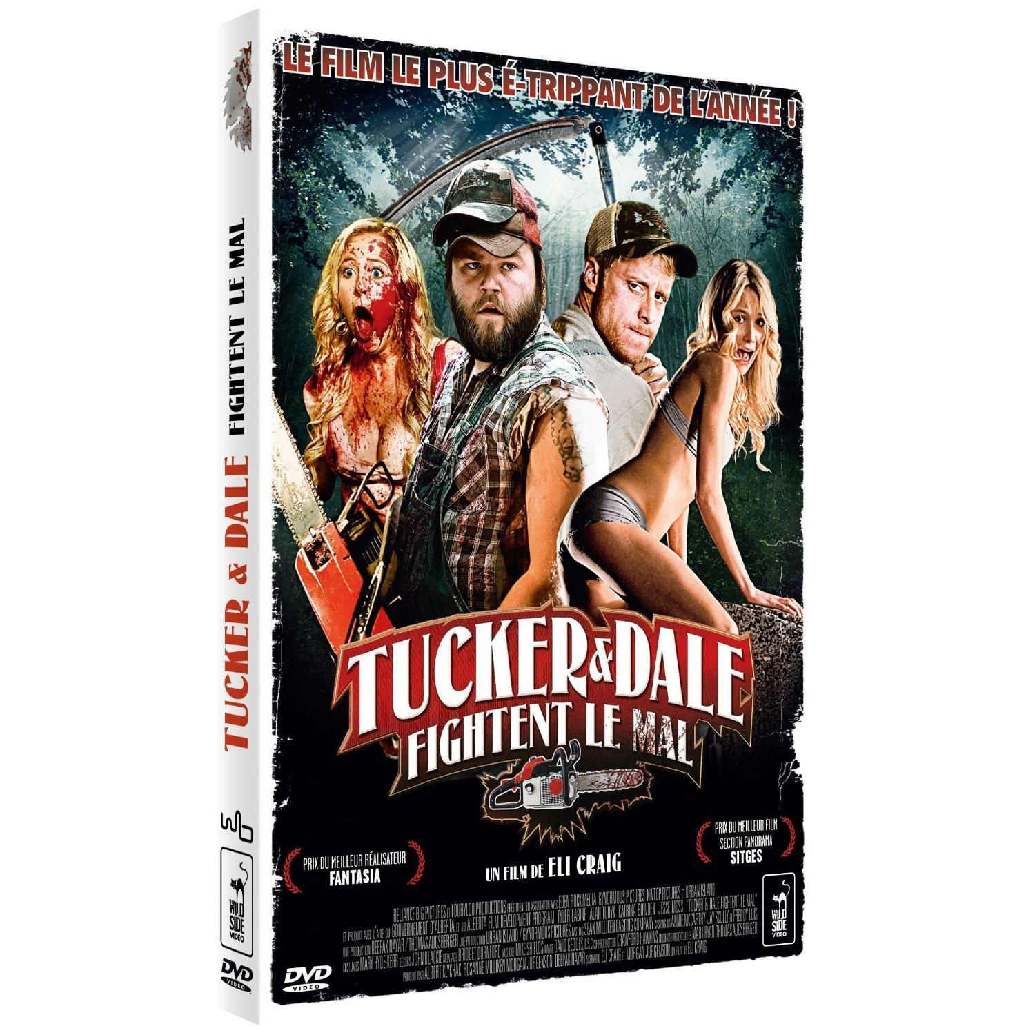 Concours Tucker & Dale fightent le mal : 2x1 DVD à gagner