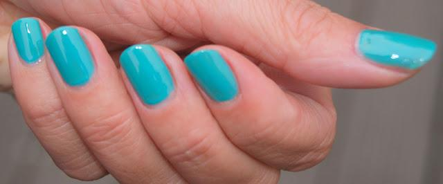 Slapper de BUTTER LONDON, vert ou bleu????