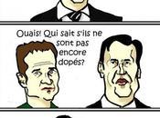 Réactions étranges révélations dopage tour France