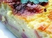 QUICHE SANS PATE (thermomix
