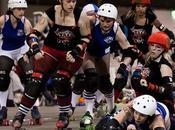 découverte sports insolites Roller derby Rock, vitesse sexy