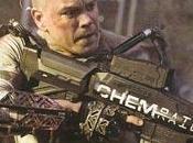 Première photo Matt Damon dans Elysium