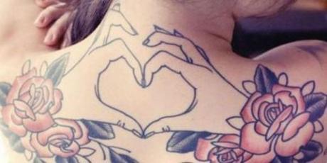 Tatouage par amour la fausse bonne idée