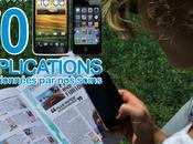 Distribution gratuite magazine SmarteePhone Paris semaine juillet