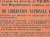 Juillet 1944 renaissance République Française