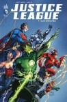 Geoff Johns et Jim Lee - Justice league, Aux Origines
