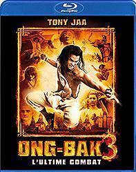 Bluray Ong-Bak 3