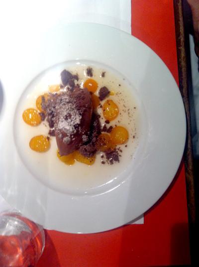 creme au chocolat Semilla