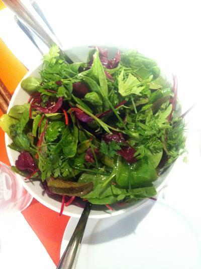 Salade Semilla