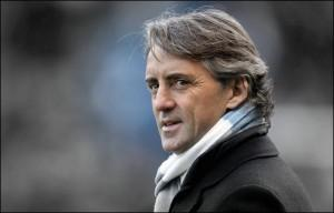 Man City : Mancini prolonge jusqu'en 2017