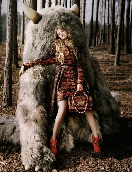 Mulberry Automne Hiver 2012 2013
