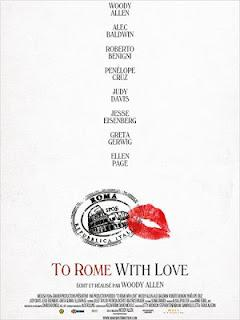 [Critique] TO ROME WITH LOVE de Woody Allen