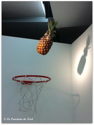 Comme un ananas…
