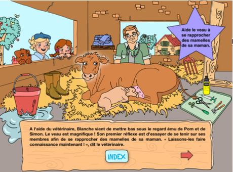 Voila Capture59 CEKWA Le vétérinaire sur iPhone/iPad