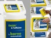 Déchets risque infectieux: vous trouviez point collecte plus proche iDASRI™