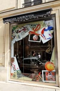 boutique louboutin faubourg saint honoré