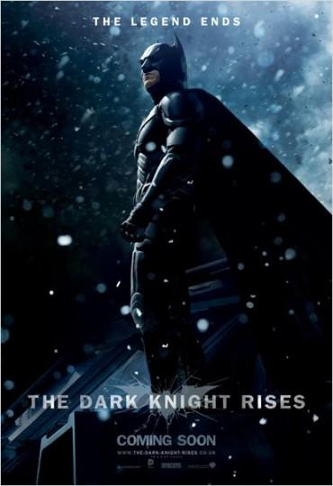 Batman Dark Knight Rises : écoutez la bande originale !