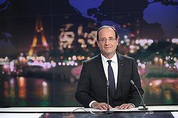 14 juillet : Hollande sera interviewé par Chazal et Delahouss