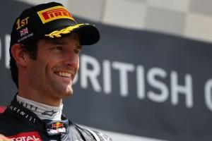 Webber prolonge son contrat chez Red Bull