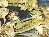 Fenouils grillés thym citron Piment d'Espelette
