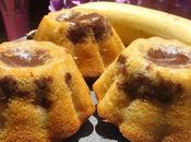 Petits moelleux banane philadelphia milka