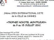 Trophée Novotel Montfleury...